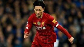 Клопп оценил дебют Минамино за Ливерпуль