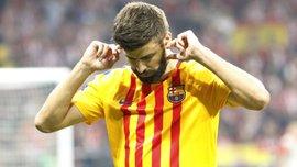 Эспаньол может быть наказан за издевательства над семьей Пике во время дерби с Барселоной