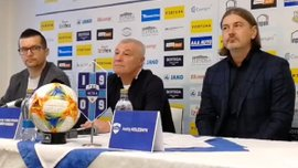 Дем'яненко виділив свої головні завдання на посаді тренера Нітри