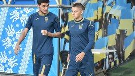 Гравці збірної України взяли участь у фотосесії для календаря УАФ