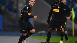 Наполи – Интер – 1:3 – видео голов и обзор матча