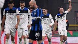 Интер – Аталанта – 1:1 – видео голов и обзор матча