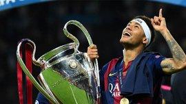 Неймар назвал амбициозные цели ПСЖ в Лиге чемпионов