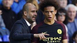 Гвардіола зізнався, що не може вплинути на майбутнє Сане в Манчестер Сіті