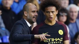 Гвардиола признался, что не может повлиять на будущее Сане в Манчестер Сити