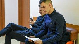 Динамовцы вышли из отпуска и прошли медосмотр перед первым сбором
