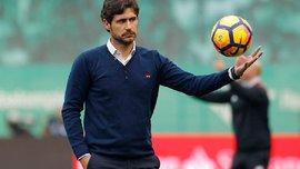 Малага официально уволила тренера из-за интимного видео