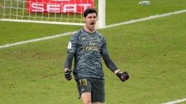 Куртуа: Прийшов в Реал, аби допомогти клубу досягнути ще більше успіхів