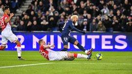 ПСЖ и Монако устроили шальную перестрелку, Лилль неожиданно уступил Дижону: 20 тур Лиги 1