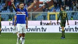 Исторический рекорд Серии А в видеообзоре матча Сампдория – Брешия – 5:1