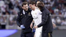 Реал потерял двух игроков основы на ближайшие матчи