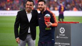 Хаві: Сетьєн став би хорошим тренером для Барселони
