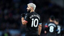 Анри поздравил Агуэро с рекордом АПЛ – форвард Манчестер Сити превзошел достижение француза