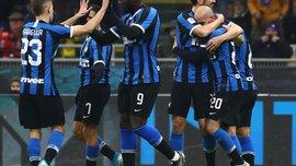 Впевнена перемога Інтера над Кальярі у відеоогляді матчу Кубка Італії