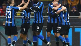 Уверенная победа Интера над Кальяри в видеообзоре матча Кубка Италии
