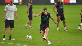 Бейл вернулся к тренировкам с Реалом