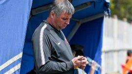 Вернидуб підсилив тренерський штаб солігорського Шахтаря українським фахівцем