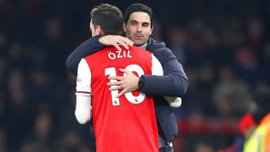 Озіл розповів про зміни в Арсеналі після приходу Артети