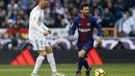 Месси – о соперничестве с Роналду: Когда он играл за Реал, наши матчи были особенными