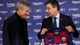 Бартомеу: Хаві колись обов'язково стане тренером Барселони