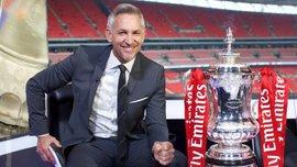 """""""Этот регламент – прошлый век"""", – Линекер предложил отменить переигровки в Кубке Англии"""