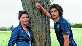 Матір Рабйо звинуватила у брехні президента Федерації футболу Франції