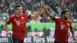 Двоє лідерів Баварії покинули лазарет та повернулися до тренувань