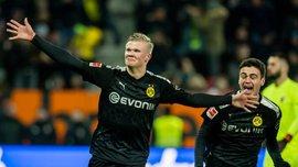 Холанд лаконично прокомментировал свой сенсационный дебют за дортмундскую Боруссию