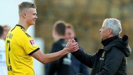 Фавр – про феєричний дебют Холанда за Борусію Д: Він повинен грати ще краще