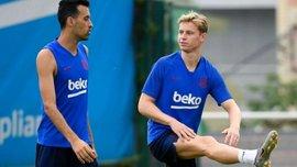 """""""Барселона може виграти усі трофеї"""", – Бускетс в захваті від роботи Сетьєна"""