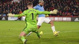 Шеффилд Юнайтед – Манчестер Сити – 0:1 – видео гола и обзор матча