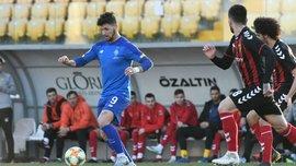 Динамо – Вардар – 4:0 – видео голов и обзор матча