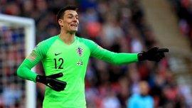 Воротар збірної Хорватії Калініч перейшов у Тулузу – він хоче збільшити свої шанси на участь у Євро-2020