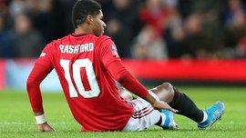 Рашфорд може пропустити залишок сезону – форвард ризикує не зіграти на Євро-2020