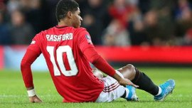 Рашфорд может пропустить остаток сезона – форвард рискует не сыграть на Евро-2020