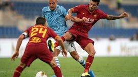 Рома – Лаціо – 1:1 – відео голів та огляд матчу