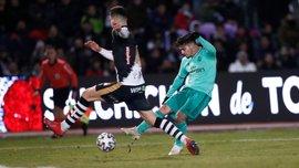 Парад сольных проходов и голов с рикошетами в видеообзоре матча Саламанка – Реал – 1:3