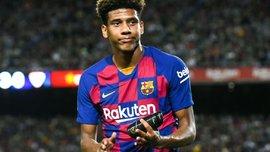 Тодібо зізнався, що до Мессі було особливе ставлення на тренуваннях Барселони