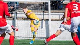 Барселона продала 16-летнего форварда в клуб АПЛ