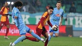 Ризеспор вылетел из Кубка Турции от Галатасарая – Борячук дебютировал с поражения