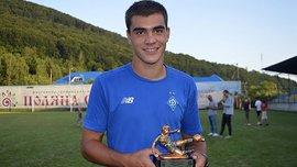 Вивчаренко оценил свой дебют за Динамо в спарринге