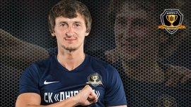 СК Дніпро-1 попрощався з другим найкращим бомбардиром в історії клубу