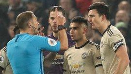 Манчестер Юнайтед оштрафований за поведінку гравців в матчі проти Ліверпуля