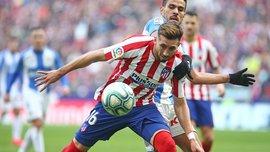Атлетико повторил собственный антирекорд результативности в Ла Лиге