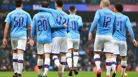 Манчестер Сити первым забил 100 голов в сезоне среди клубов топ-5 лиг Европы