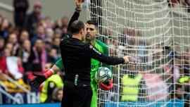Кривдник Луніна заробив резонансне вилучення в матчі проти Атлетіко