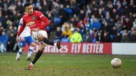 Транмер Роверс – Манчестер Юнайтед – 0:6 – видео голов и обзор матча