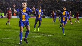 Неудачный эксперимент Клоппа в видеообзоре матча Шрусбери Таун – Ливерпуль – 2:2