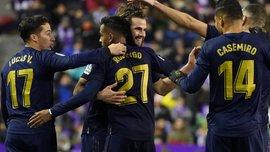 Гол Начо, який зробив Реал одноосібним лідером, у відеоогляді матчу проти Вальядоліда