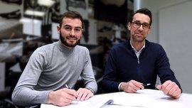 Герта подписала Тусара за 25 млн евро – хавбек останется в Лионе до лета